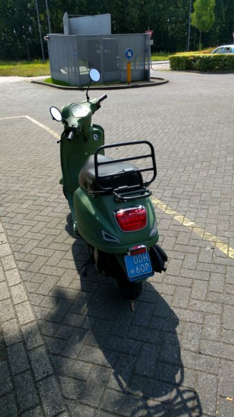Scooter LINGBEN DDH-60P
