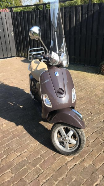 Scooter PIAGGIO D690TD
